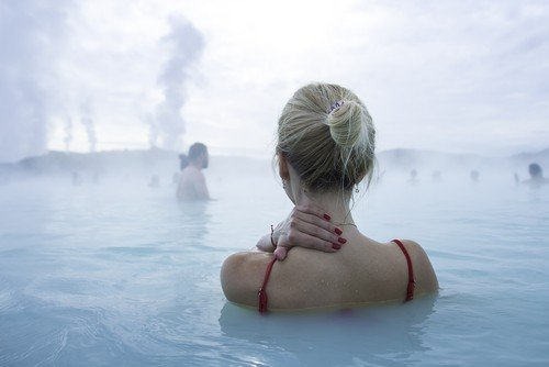 The best bath for weight loss is passive heating
