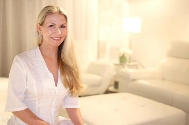 Medical esthetician and entrepreneur Ann Webb explains how to hydrate your skin