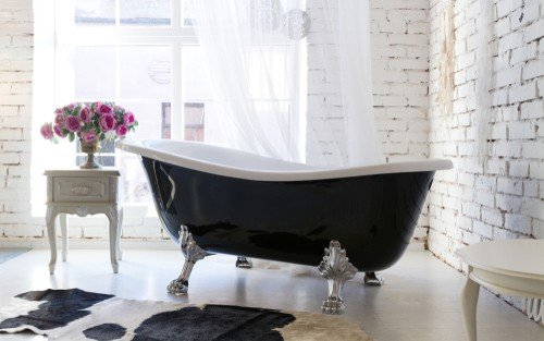 black claw foot tub