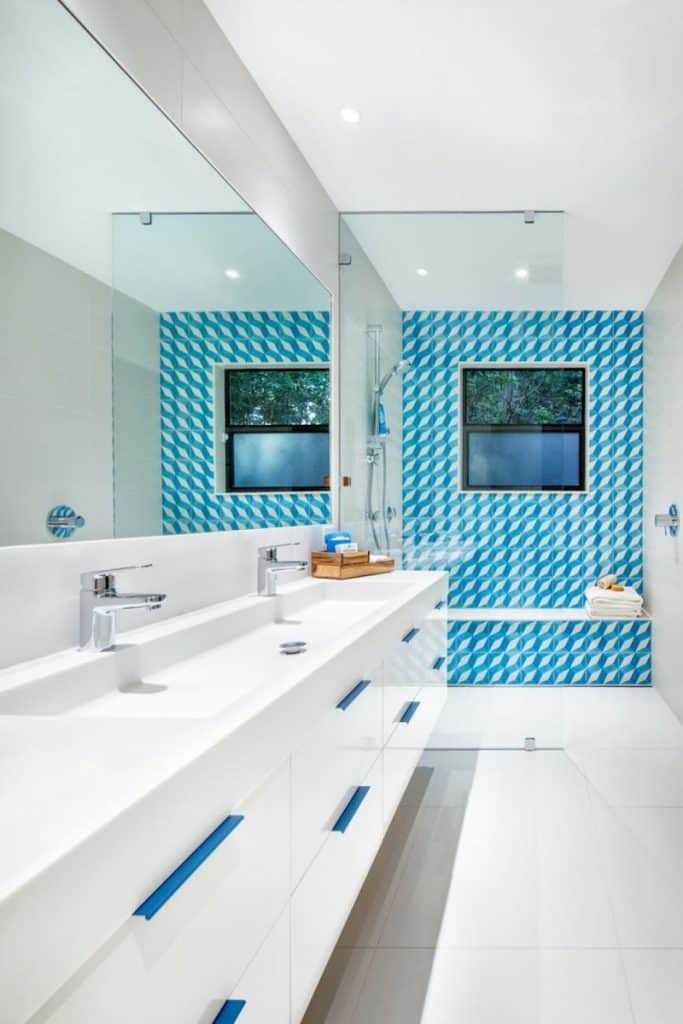 How to choose bathroom tile - follow the 10 steps