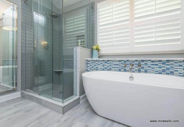 Will you choose tile for the tub surround?