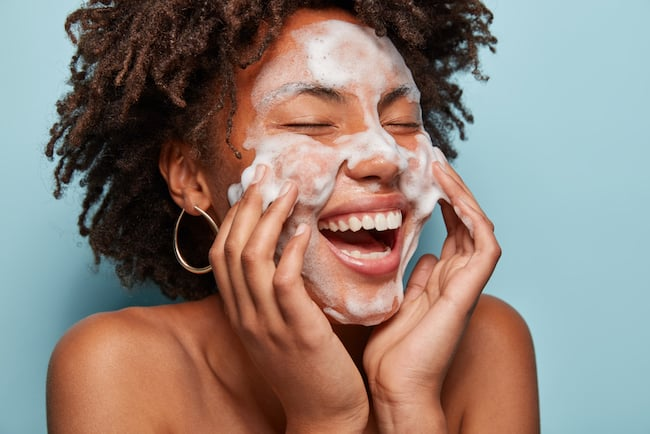 How often should you wash your face?