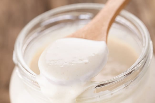 alpha-hydroxy acid in fermented milk