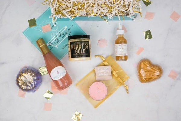 Best Gifts for Bath Lovers - Bath Bevy Box