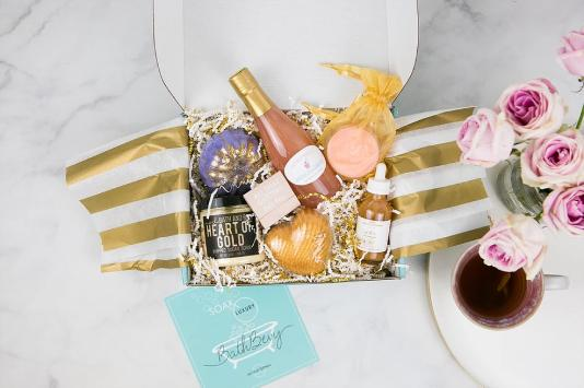 Bath Bevy's All That Glitters Box