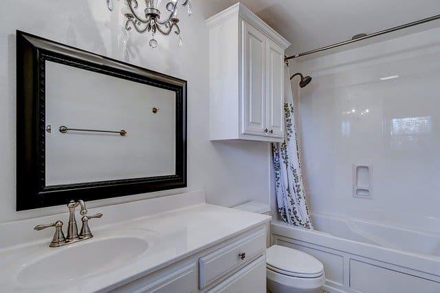 rectangular alcove bathtub