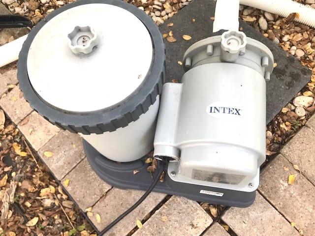 stock tank pool intex filter