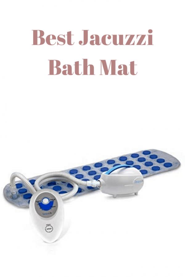 Best Jacuzzi Bath Mat